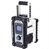 Makita DMR102W AM/FM Site Radio - Black & White Edition (Body Only)